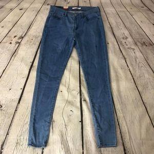 Levi's Skinny Jeans Size 29 NWT